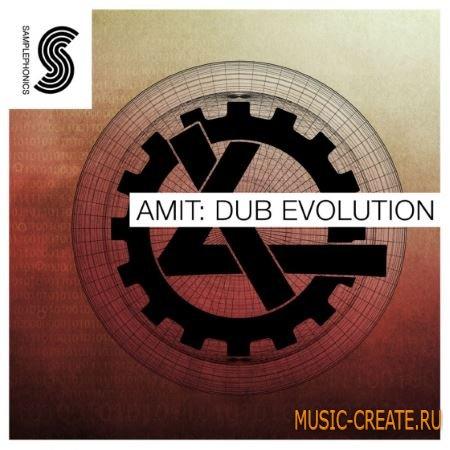 Samplephonics - AMIT Dub Evolution (MULTiFORMAT) - сэмплы DnB, Dubstep