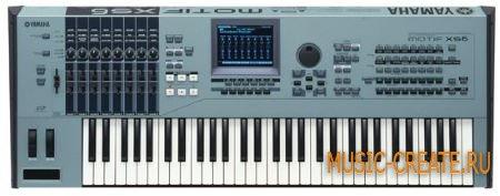 Yamaha - Motif XS (MULTiFORMAT) - сэмплы синтезатора Motif XS