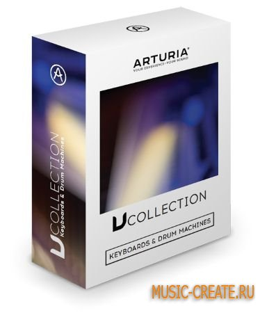 Arturia V Collection 4 v4.0.2 WIN / MacOSX (Team R2R / PiTchShifTeR) - сборка аналоговых синтезаторов