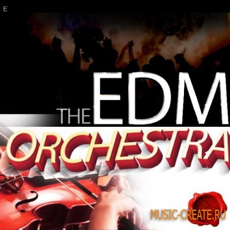 Fox Samples - The EDM Orchestra (WAV MiDi) - сэмплы оркестровых