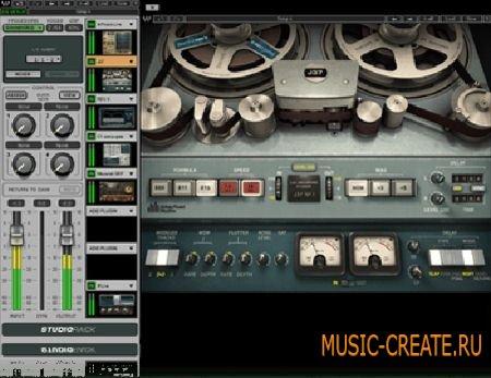 Waves - MultiRack Native And SoundGrid v9r12 (Team R2R) - плагин платформа для живого звука