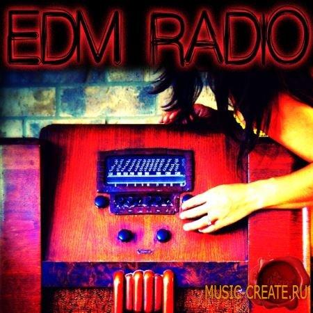 Fox Samples - Edm Radio (WAV MiDi) - сэмплы EDM