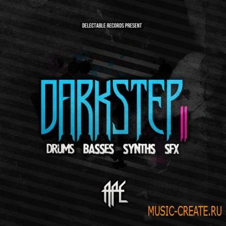 Delectable Records - Darkstep Vol.2 (WAV AiFF) - сэмплы Dubstep