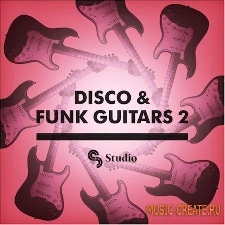 SM Studio - Disco and Funk Guitars 2 (WAV) - сэмплы гитар