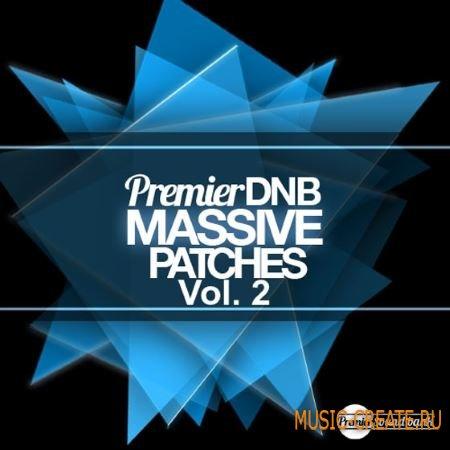 Premier Sound Bank - Premier DnB Massive Patches Vol 2 For Ni MASSiVE (NMSV)