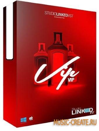 StudiolinkedVST - VIP (KONTAKT) - виртуальный инструмент для Hip Hop