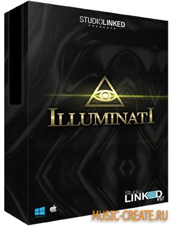StudiolinkedVST - Illuminati (KONTAKT) - виртуальный инструмент для Hip Hop