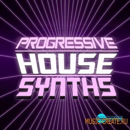 Premier Sound Bank - Progressive House Synths (WAV) - сэмплы Progressive House