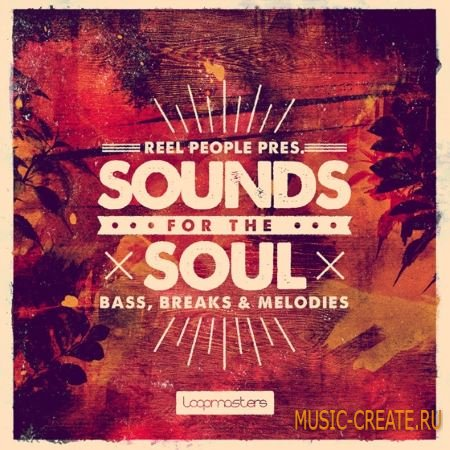 Loopmasters - Reel People Sounds For The Soul (MULTiFORMAT) - сэмплы Funky Soul, Jazz