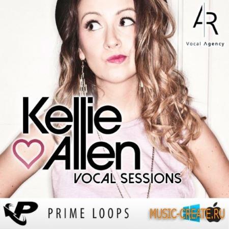 Prime Loops - Kellie Allen Vocal Sessions (ACiD WAV) - сэмплы вокалов