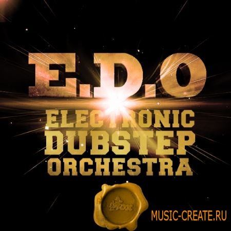 Fox Samples - EDO Electronic Dubstep Orchestra (WAV MiDi) - сэмплы Dubstep