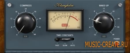 Klanghelm - MJUC variable-tube compressor v1.0.2 WiN/OSX RETAiL (Team SYNTHiC4TE) - плагин компрессор