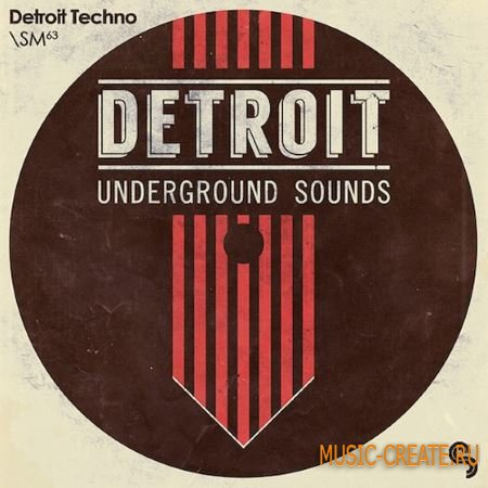 Sample Magic Detroit Techno (MULTiFORMAT) - сэмплы Techno