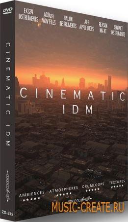Zero G - Cinematic IDM (MULTiFORMAT) - кинематографические сэмплы