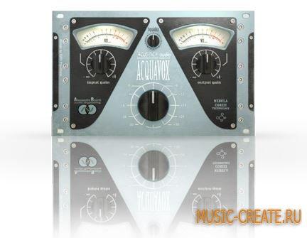 Acustica Audio - AcquaVox v1.3.907 WIN/MAC - предусилитель