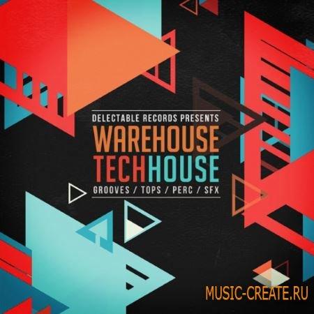 Delectable Records - Warehouse Tech House (WAV) - сэмплы Tech House