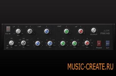 Audio Assault - FreaQ WIN/MAC (Team BEAT) - эквалайзер