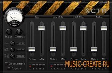 Audio Assault - XCTR WIN/MAC (Team BEAT) - гармонический возбудитель