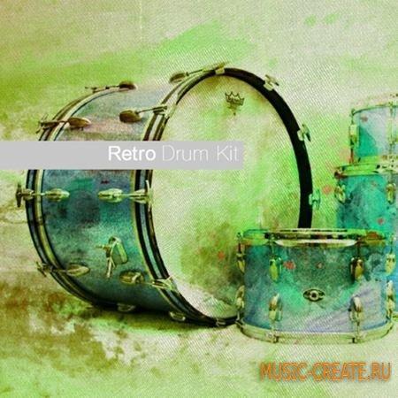 Sample Modern - Retro Drum Kit (KONTAKT) - библиотека ударных