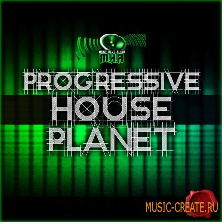 Fox Samples - Must Have Audio Progressive House Planet (WAV MiDi) - сэмплы Progressive House