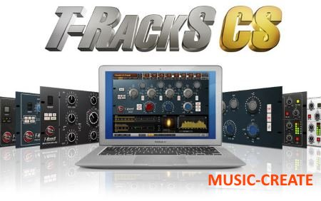 IK Multimedia - T-RackS CS Complete v4.10 WIN/OSX (Team R2R) - сборка плагинов