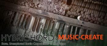 ARIA Sounds - Hybrichord Vol 1 (KONTAKT) - библиотека звуков фортепиано