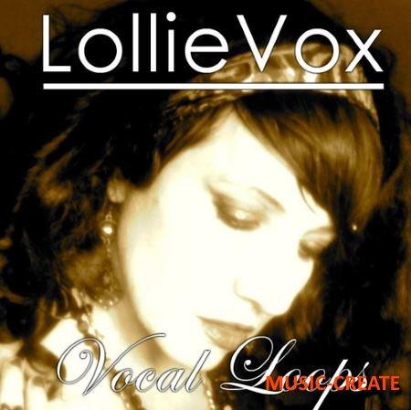 Image-Line - LollieVox Vocal Loops (WAV) - вокальные сэмплы