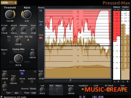 LVC-Audio - Latest Plugin Bundles WiN/OSX 12.2015 (Team R2R) - сборка плагинов