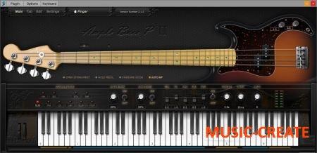 Ample Sound - ABP2 v2.0.3 Win/OSX (Team R2R) - виртуальная бас-гитара
