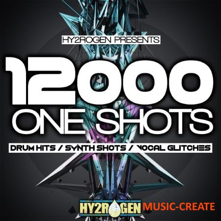Hy2rogen - 12000 One-Shots (MULTiFORMAT) - ван-шоты EDM