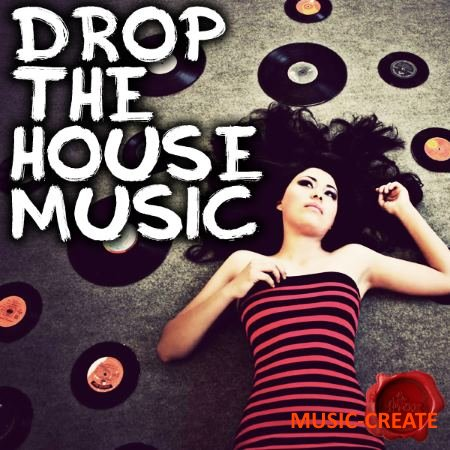Fox Samples - Drop The House Music (WAV MiDi) - сэмплы House