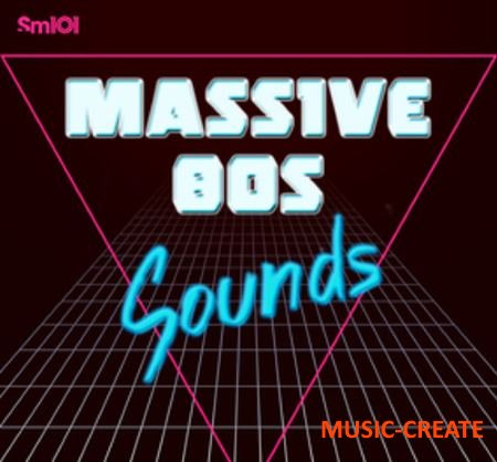 SM101 - Massive 80s Sounds (MiDi Ni Massive Presets)