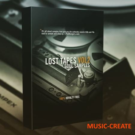 The Producers Choice - Lost Tapes Vol.2 Soul Samples (WAV) - сэмплы Soul
