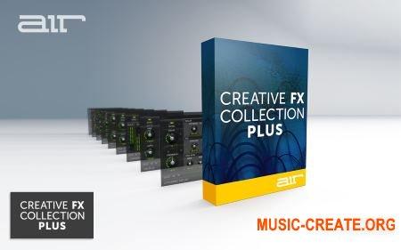 AIR - Creative FX Collection Plus v1.1 WIN (Team R2R) - сборка плагинов