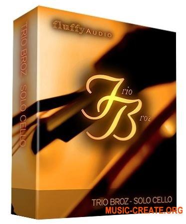 Fluffy Audio - Trio Broz Solo Cello (KONTAKT) - библиотека звуков виолончели