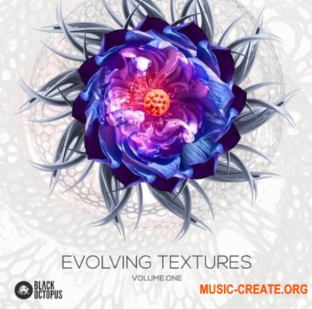 Black Octopus Sound - Evolving Textures Volume 1 (WAV) - звуковые эффекты