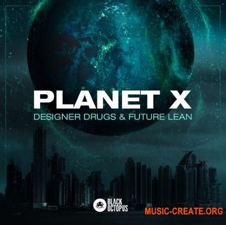 Black Octopus Sound Planet X (WAV MiDi) - сэмплы Trap