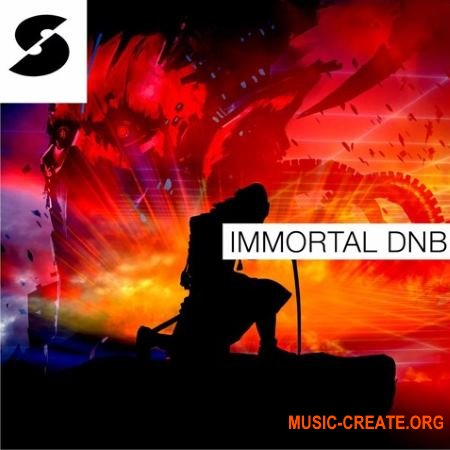Samplephonics - Immortal DnB (MULTiFORMAT) - сэмплы DnB