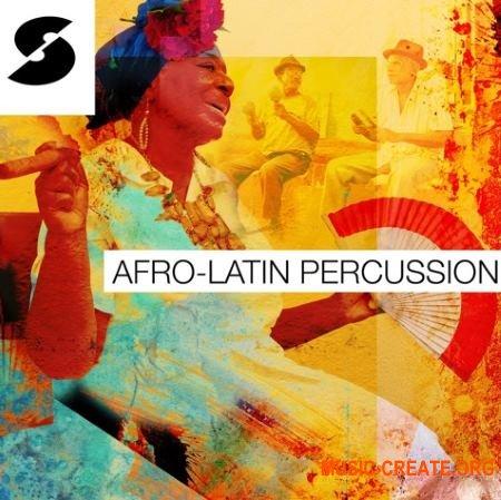 Samplephonics - Afro-Latin Percussion (MULTiFORMAT) - сэмплы перкуссии
