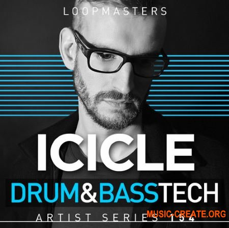 Loopmasters - Icicle - Drum and Bass Tech (MULTiFORMAT) - сэмплы Drum and Bass