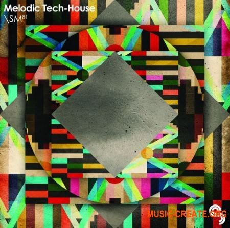 Sample Magic - Melodic Tech-House (MULTiFORMAT) - сэмплы Tech House