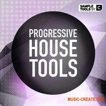 Sample Tools by Cr2 - Progressive House Tools (WAV MiDi SYLENTH) - сэмплы Progressive House