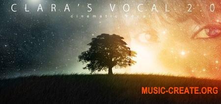 Findasound - Clara's Vocal v2.1.01 (KONTAKT) - библиотека вокала