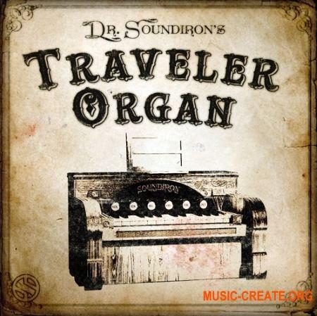 Soundiron - Traveler Organ (KONTAKT) - библиотека звуков органа