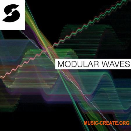 Samplephonics - Modular Waves (MULTiFORMAT) - сэмплы синтезатора