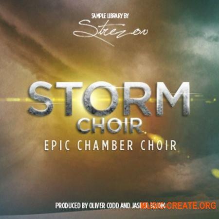 Strezov Sampling - Storm Choir 1 (KONTAKT) - библиотека мужского и женского хоров