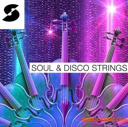 Samplephonics - Soul and Disco Strings (MULTiFORMAT) - сэмплы струнных