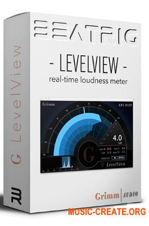 Grimm Audio - BeatRig LevelView v1.7.516 CE (Team V.R) - измеритель громкости