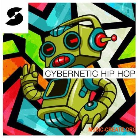 Samplephonics - Cybernetic Hip Hop (MULTiFORMAT) - сэмплы Hip Hop
