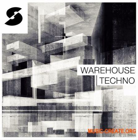 Samplephonics - Warehouse Techno (MULTiFORMAT) - сэмплы Techno